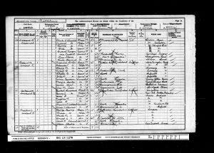 Dora Frances Livermore 1901 Census © findmypast.co.uk