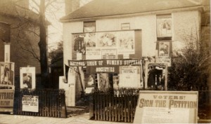 Dorking 1919 Suffrage