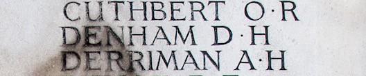 Douglas Denham