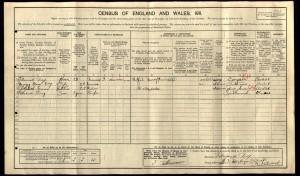 Edward Day 1911 Census findmypast.co.uk