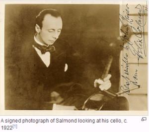 Felix Salmond