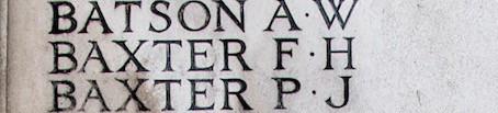 Frederick Baxter