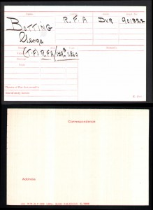 George Botting Medal Roll Index © Ancestry.co.uk