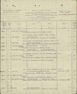 George Brickwell Personal Inscription © CWGC.org