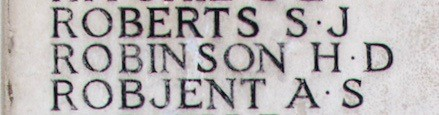 Harold Donovan Robinson
