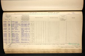 Harry Upward British War Medal and Victory Medal © Ancestry.co.uk