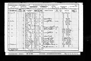 Henry Charles Parker 1901 Census © Ancestry.co.uk