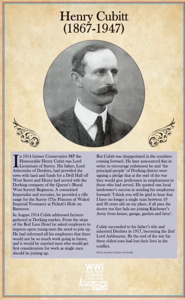 Henry Cubitt