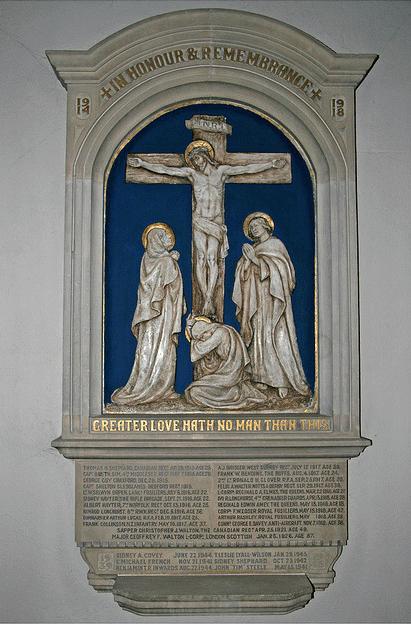 Holmbury Memorial