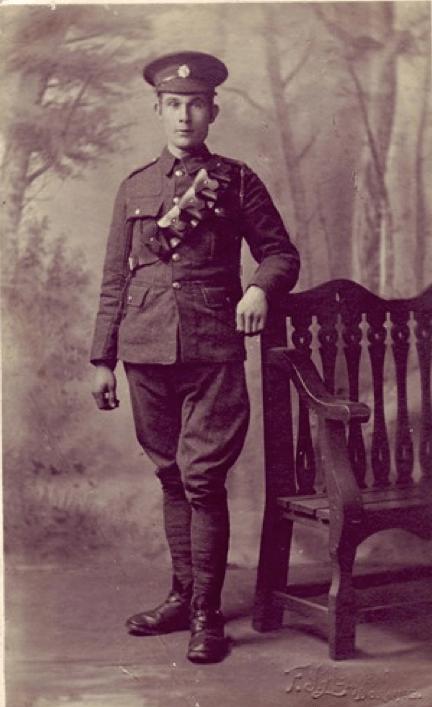 James Friday Jnr - © ancestry.co.uk