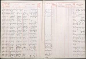 Job Tickner St. Martin's Register 1907 © findmypast.co.uk