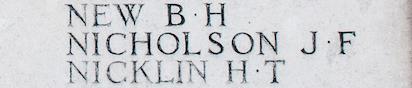 John Frederick Nicholson