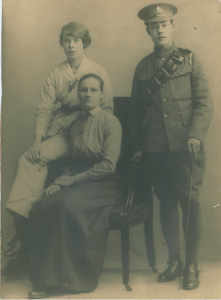 Kate, Matilda and Willie Lockyer