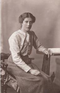 Mabel Friday - © Ancestry.co.uk