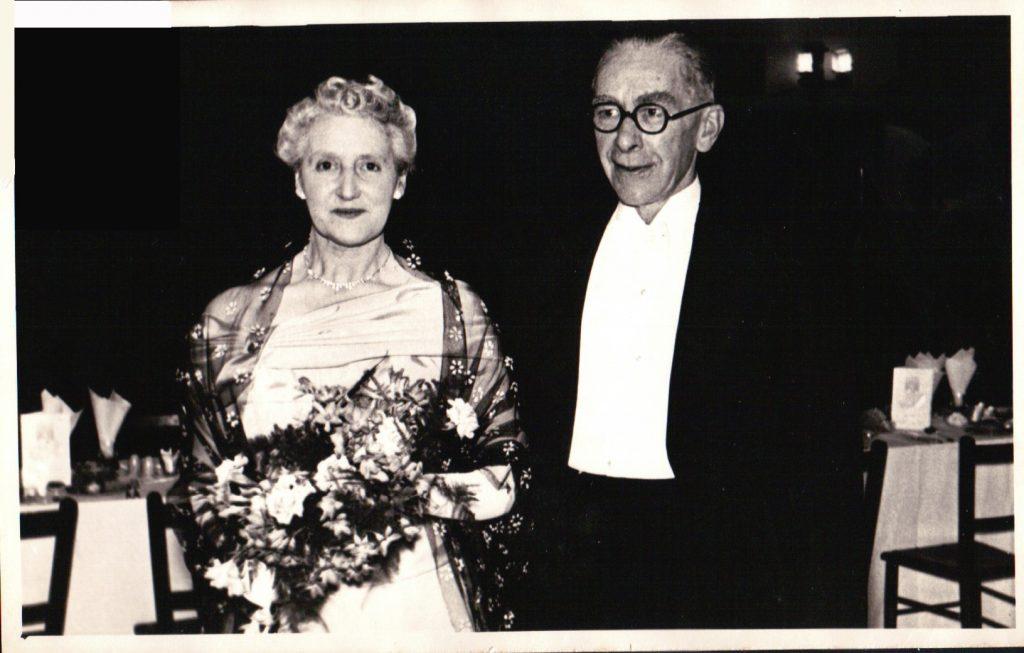 Rosina and William Burgess © Jane Stevens