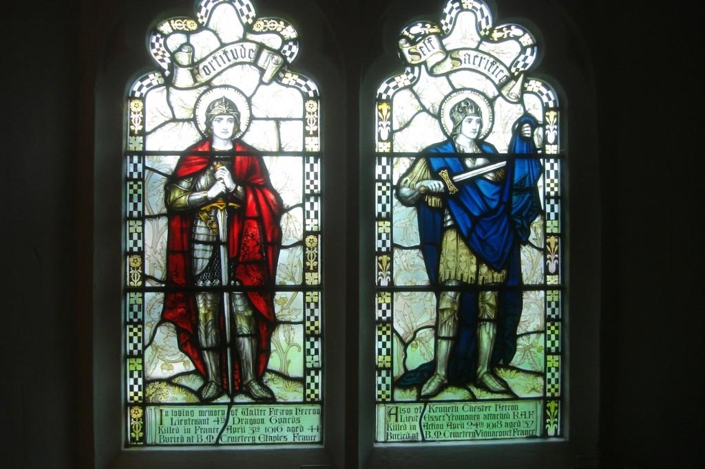 Newdigate Herron Window
