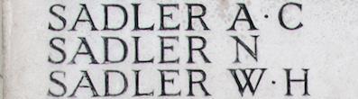 Norman Sadler
