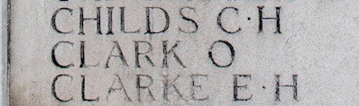 Owen Clark Name