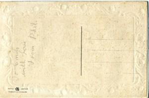 Philip John Wood Baxter Postcard © Peter Davidson