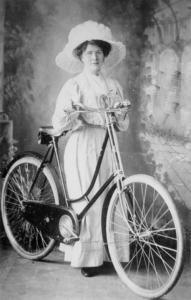 Relative of Dolly Rose