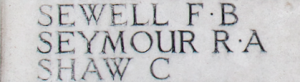Reuben Abel Seymour