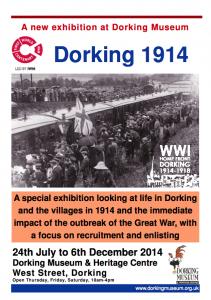 Dorking 1914