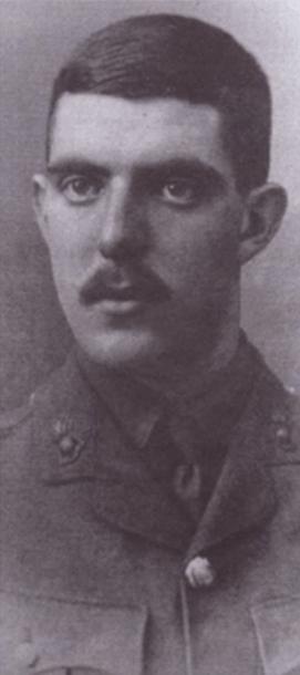Lieutenant Albert Tyler © Newdigate Local History Society