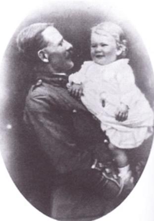 Major Alfred Herbert Tyler © Newdigate Local History Society