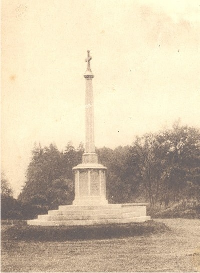 South Holmwood War Memorial