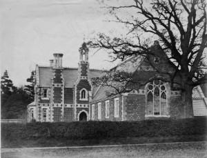 St Pauls School 1860s