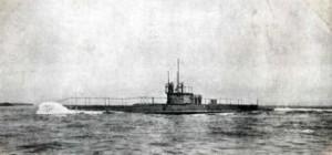 Submarine E6 © Betchworth LHG