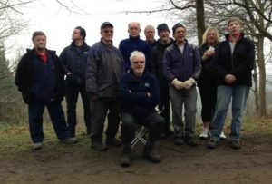 The Friends of Deepdene © Mole Valley District Council