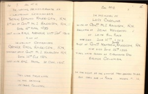 Thomas Harrison Monument Inscription © ancestry.co.uk