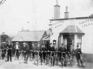 Westcott Cycling Club