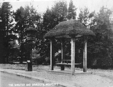 Westcott Shelter and Dovecote © Westcott Local History Group
