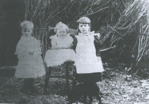 Westley, Purdey and Emma Johns