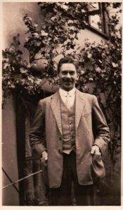 William Burgess in Maidstone © Jane Stevens