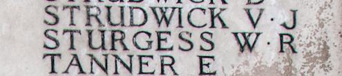 William Sturgess