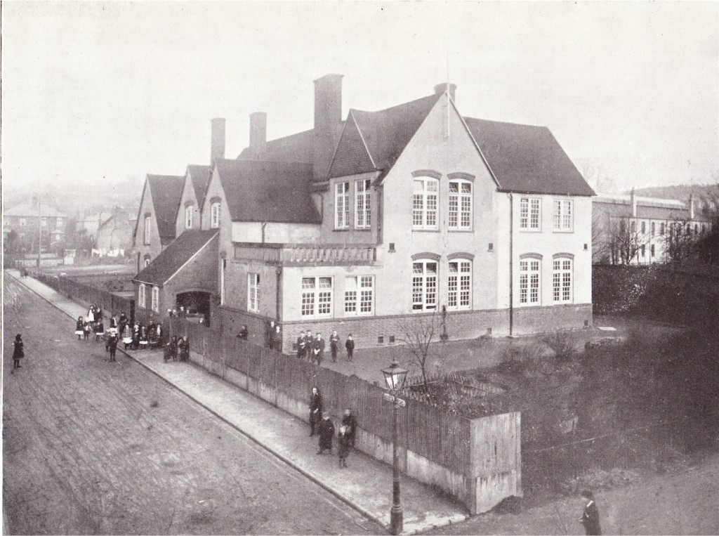 Dorking British School pre-1914