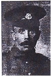 Private Arthur Cannon